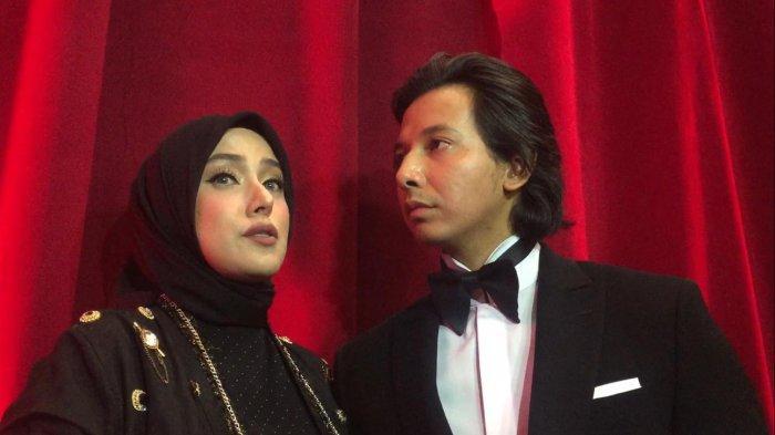 Sonny Septian dan Fairuz A. Rafiq saat ditemui usai menghadiri acara Hut ke-16 Insert di Jakarta Selatan, Selasa (30/7/2019).