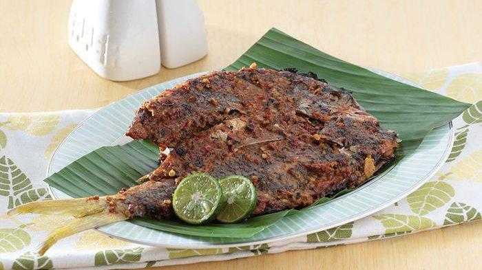 Ikan Bakar Pedas