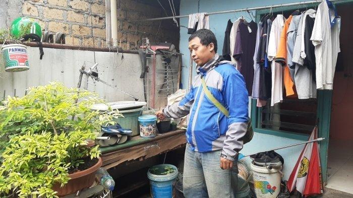 Ikan Cupang Siap Jual Hanyut Terbawa Banjir Kali Cipinang, Waget Kecewa, Rugi Rp 2 Juta