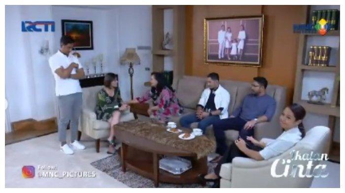 Sinopsis Ikatan Cinta 9 Juli 2021: Keluarga Nino Minta Maaf ke Andin & Minta Penjelasan soal Reyna