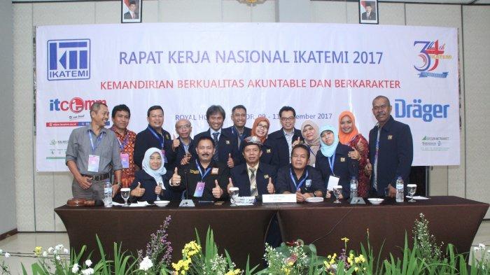 Ikatan Elektromedis Indonesia Sukses Selenggarakan Rakernas