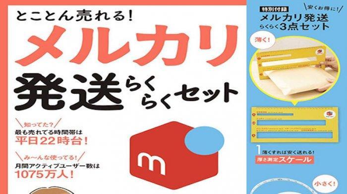 20.000 Data Online Belanja Besar Jepang Mercari Dicuri