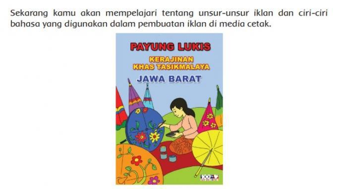 Iklan Pembelajaran 2 Subtema 3