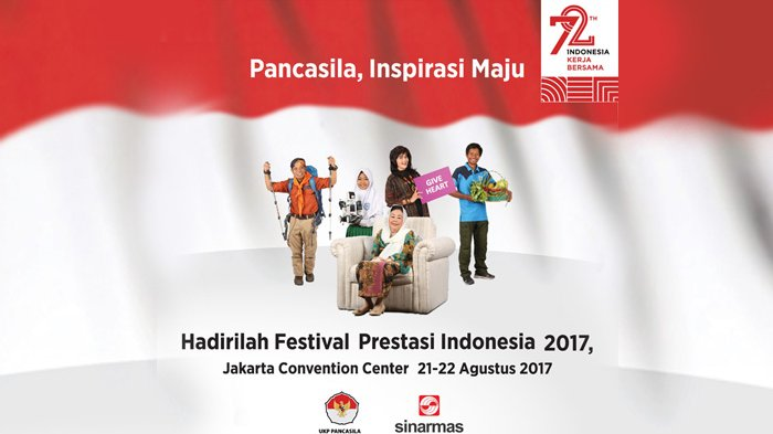 UKP Pancasila Gelar Festival Prestasi Indonesia 2017