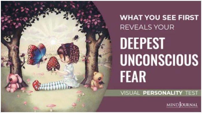 Ikuti tes berikut ini untuk ungkap hal yang bikin kamu takut.