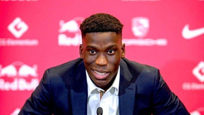 Karena Postur dan Gayanya, Ilaix Moriba Dijuluki Pogba Baru dari La Masia. Kini Main di RB Leipzig