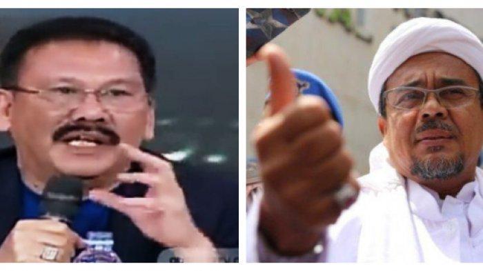 Temui Habib Rizieq Dan Sebut Pimpinan Fpi Trauma Jurnalis Ilham Bintang Dia Dianiaya Wartawan Tribunnews Com Mobile