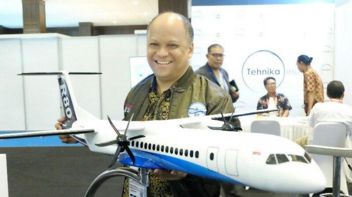 Ilham Habibie: Industri Penerbangan Kehilangan 90 Persen Penumpang Akibat Covid-19