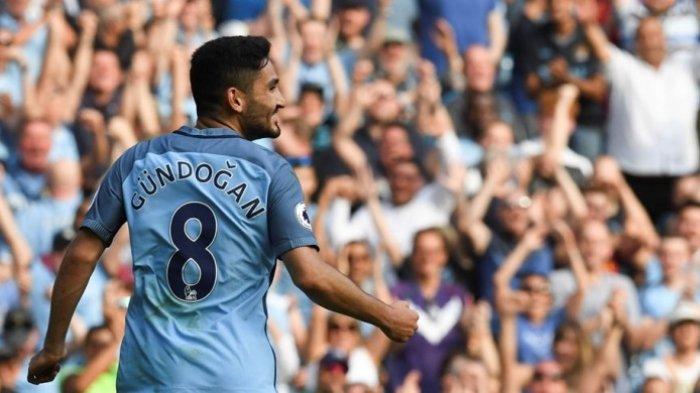 Live Streaming Monchengladbach vs Manchester City, Guendogan Trauma Tragedi Musim Lalu