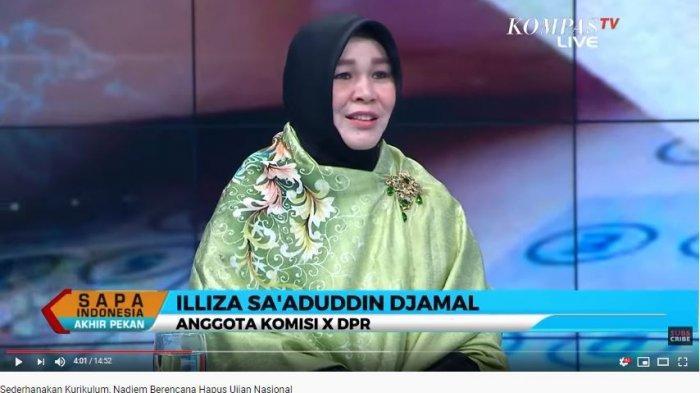 Anggota Komisi X DPR Fraksi PPP Illiza Sa'aduddin Djamal menyebut pihaknya menyambut baik wacana penghapusan UN dan mendorong adanya kajian secara menyeluruh.