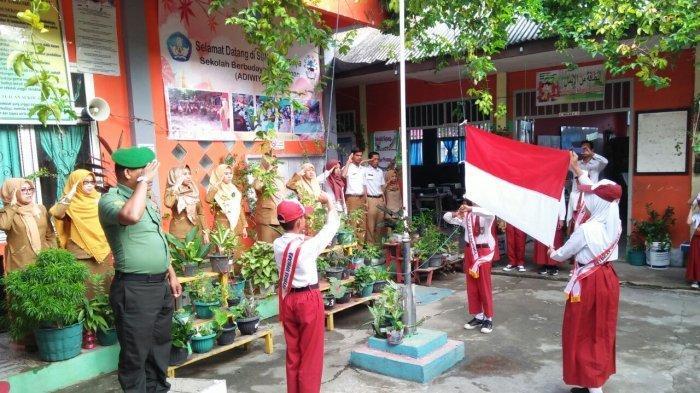 Dua Siswa SMP Ogah Hormat Bendara Merah Putih dan Nyanyikan Indonesia Raya Saat Upacara