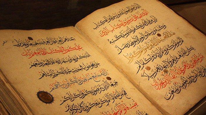 Bacaan Surat Al Kahfi Ayat 1-10 Beserta Latin dan Artinya, Ini Keutamaan Baca Al Kahfi di Hari Jumat