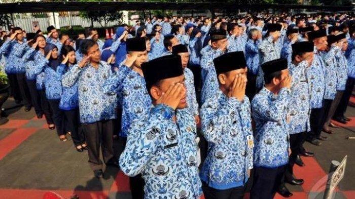 Jokowi: Semua ASN Harus Memiliki Semboyan yang Sama