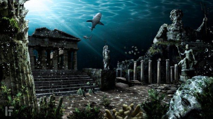 6 Kota Tenggelam yang Dianggap Mitos Ini Ternyata Benar-benar Ada
