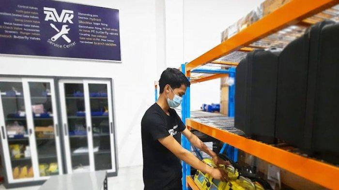 AVK Fusion Indonesia Siapkan Service Center untuk Kebutuhan Valve Sektor Industri
