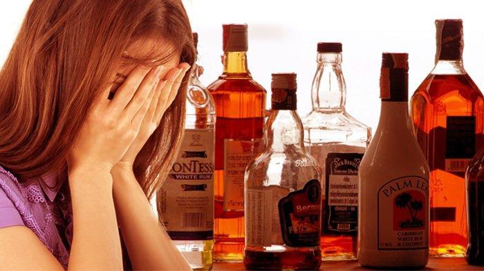 Ilustrasi bahaya alkohol bagi perempuan (pixabay.com)