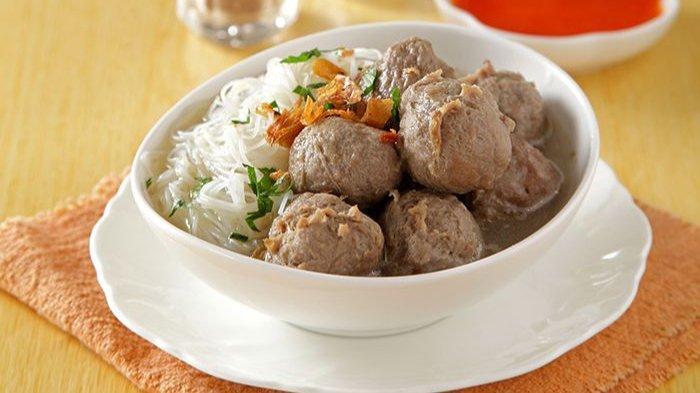 Resep Bakso Sapi dan Cara Membuat Kuah Gurih Anti Gagal, Bisa Giling Daging dengan Blender!