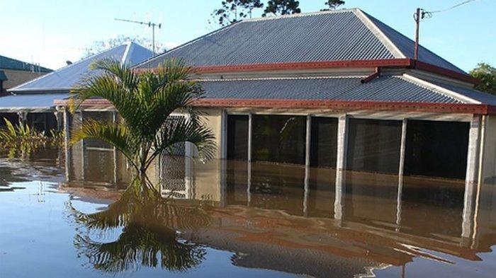 BNPB: Banjir Genangi Rumah Warga di Demak Pasca Pergantian Tahun