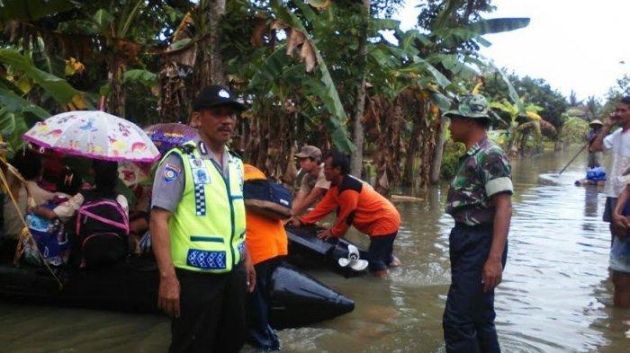 BPBD Kota Lubuklinggau Minta Masyarakat Tetap Waspada Meski Banjir telah Surut
