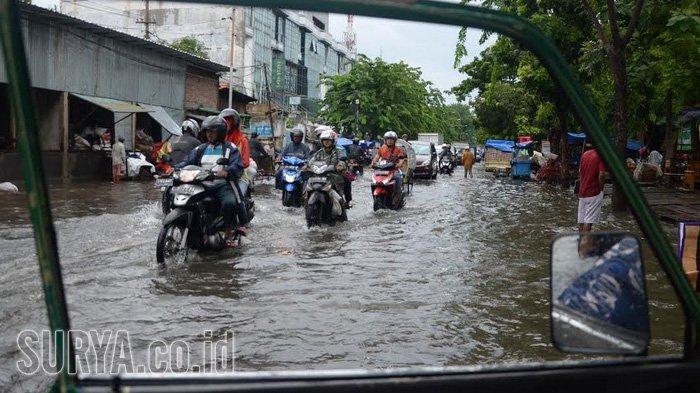 16 Provinsi Berstatus Waspada Potensi Banjir