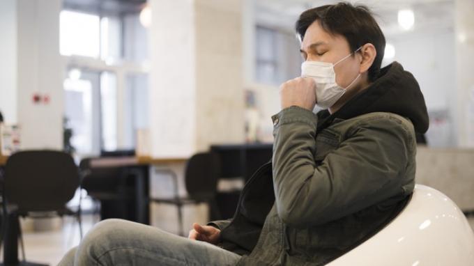ILUSTRASI Batuk/virus corona: Cerita Pasien Virus Corona sebelum Akhirnya Sembuh: 'Batuk-batuk Seperti Mau Mati'
