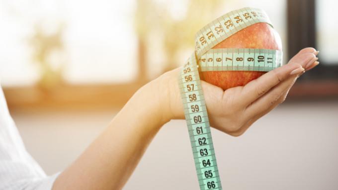 Ilustrasi dua kesalahan diet yang harus dihindari
