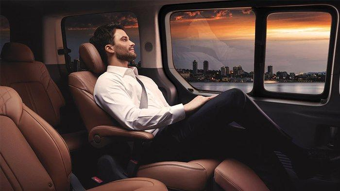Hyundai STARIA, MPV Masa Kini yang Tawarkan Kenyamanan First Class