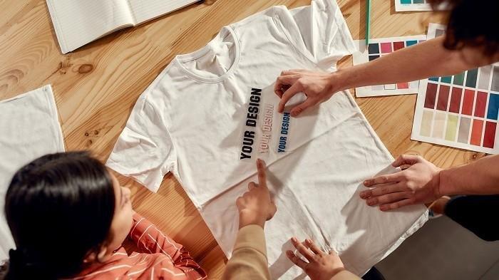 Ingin Mulai Bisnis Kaos? Pilih Material Premium dari Knitto!