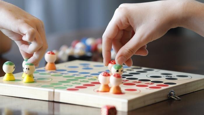 Ilustrasi board game