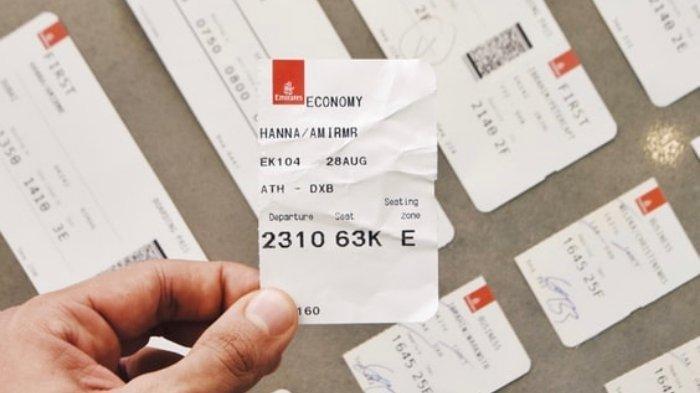Ketahui Makna 6 Kode Rahasia pada Boarding Pass yang Berupa Angka dan Huruf