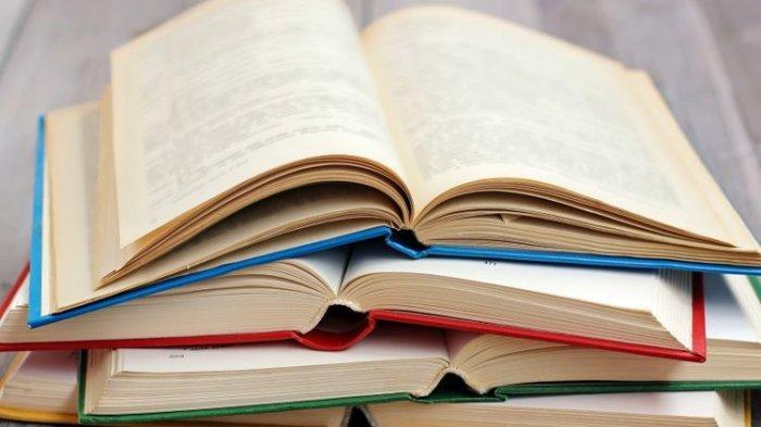Ilustrasi buku.