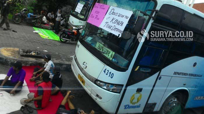 Perum Damri Tambah 30 Unit Mercedez tipe Euro III di Bandara Soekarno Hatta