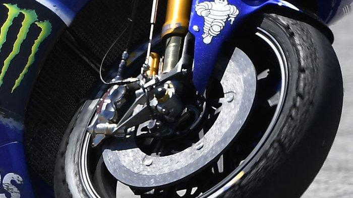 Segini Panasnya Cakram Motor MotoGP Setelah Dipakai Buat Balapan, Jangan Coba-coba Sentuh