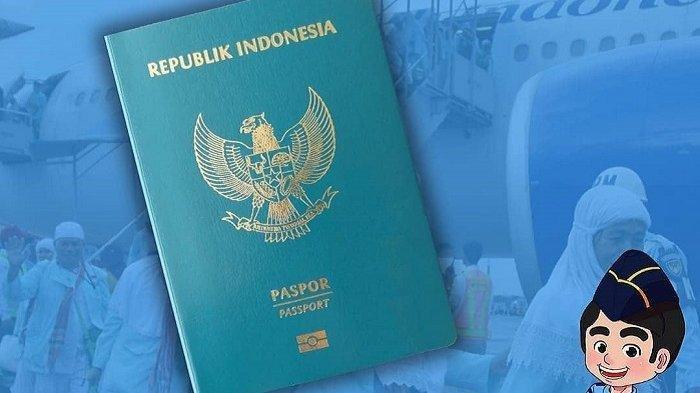 Ilustrasi - Ketika akan berangkat umrah, dokumen yang harus dipersiapkan adalah paspor.