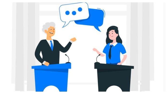 Pengertian Debat Lengkap dengan Ciri-ciri, Unsur hingga Tata Cara Pelaksanaan Debat
