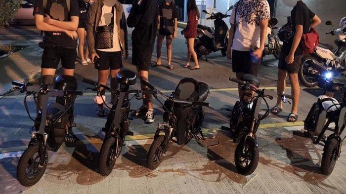 Aturan Baru Pengguna Jalan di Singapura: Hukuman Bagi Pengendara Main HP hingga Anak di Bawah Umur