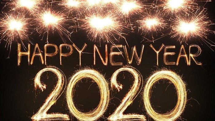Ilustrasi fakta Tahun Baru 2020