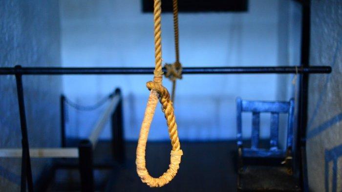 Pemenggal Kepala Ayah Kandung di Lampung Tengah Gantung Diri di Sel Tahanan Khusus Polsek Kalirejo