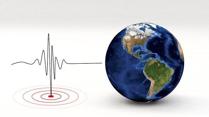 Gempa Hari Ini - BMKG Catat Gempa 3,4 SR Guncang Palu, Pusat Gempa di Darat