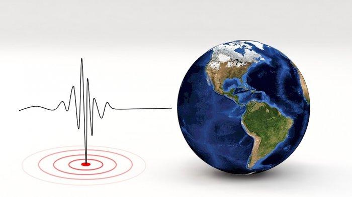 Gempa Hari Ini - BMKG Catat Gempa 5.2 SR Mengguncang Meulaboh Aceh Barat, Tak Berpotensi Tsunami