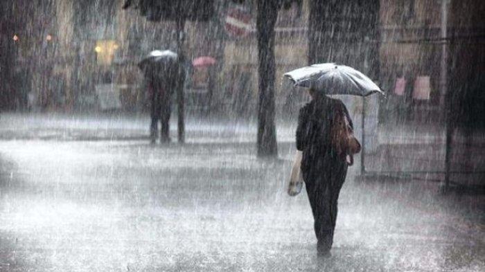 Peringatan Dini BMKG Sabtu 25 September 2021: 18 Wilayah Potensi Hujan Lebat, Petir & Angin Kencang