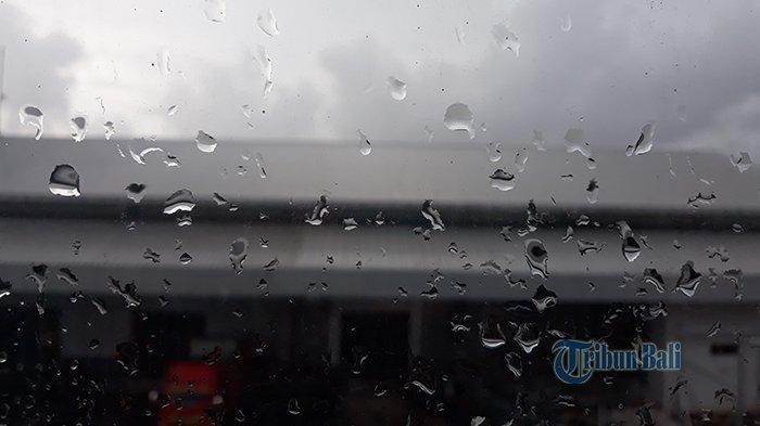 Sejumlah Wilayah Bali Berpotensi Hujan, Suhu Kota Denpasar Diprediksi Mencapai 36 Derajat Celcius