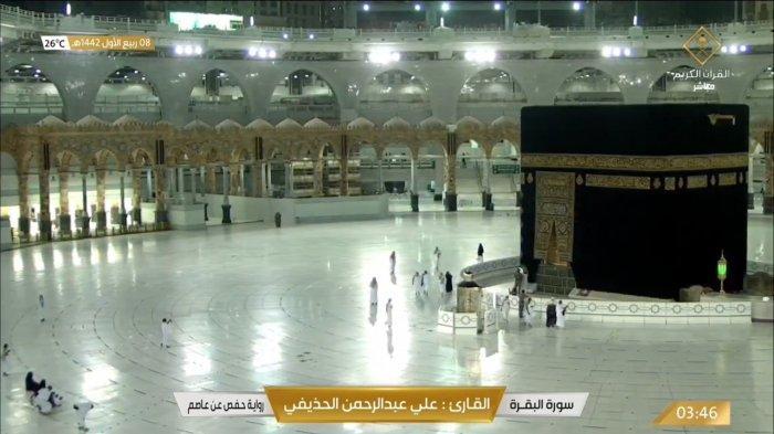 10 Ribu Jemaah Umrah Luar Negeri Termasuk Indonesia Tiba di Arab, Begini Suasananya