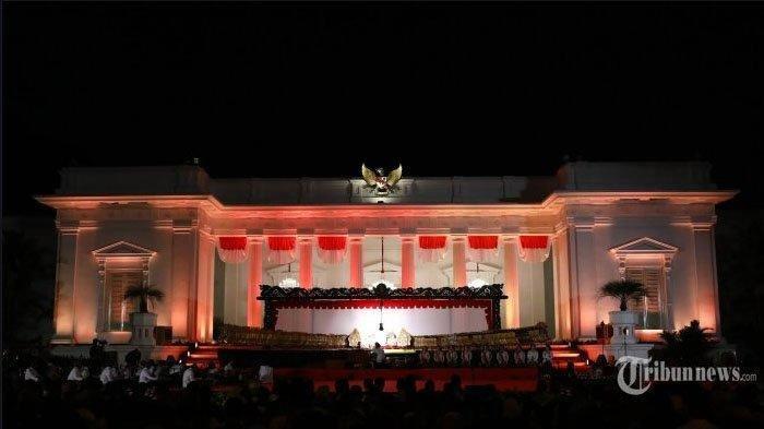 Ajudan Iriana Jokowi Bantah Isu Istana Negara Berhantu, Bocorkan Rekaman Penampakannya Tengah Malam