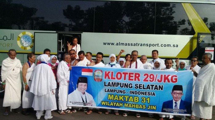 Pemkab Lampung Selatan Anggarkan Ongkos Transit Daerah Calon Jemaah Haji Rp 973,757 Juta