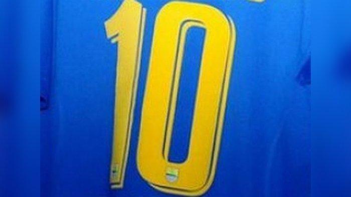 Daftar Pemain Persib Bandung yang Sukses Pakai Nomor Punggung 10: Esteban Vizcarra Menyusul?