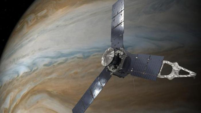 Juno dan Misteri Monster di Tata Surya