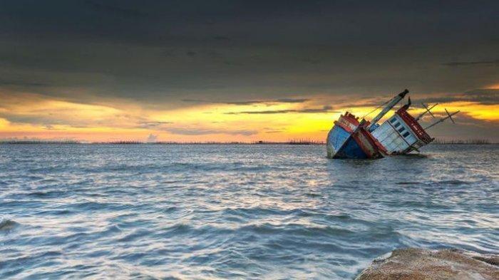 BREAKING NEWS: Kapal Tabrakan di Perairan Indramayu, 17 Penumpang Masih Hilang