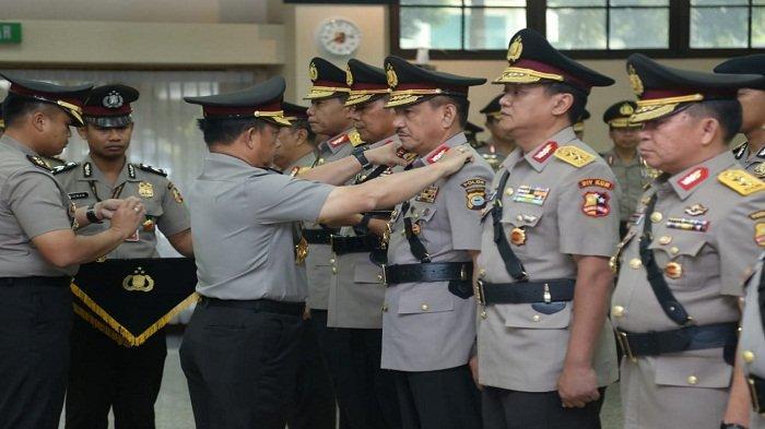 Profil Irjen Rudy Heriyanto yang 'Terseret' Kasus Novel Baswedan, Jenderal Bintang 2 Dilantik Tito