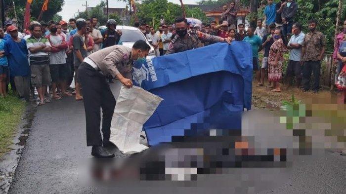 Kecelakaan Maut Motor Vs Motor Tewaskan 1 Orang, Penabrak Kabur Diburu Polisi